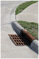 Cement Curbing